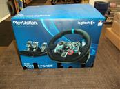 LOGITECH DRIVING FORCE G29 RACING WHEEL/PEDAL FOR PLAYSTATION 3/PLAYSTATION 4